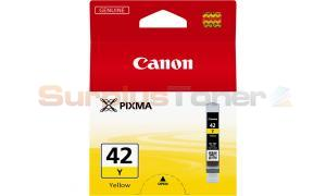 CANON CLI-42Y INK TANK YELLOW (6387B001)