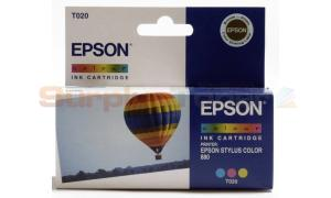 EPSON STYLUS COLOR 880 INK COLOR (T020401)