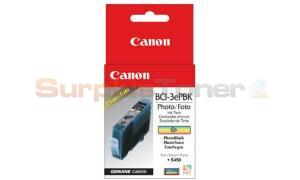 CANON BCI-3EPBK INK TANK PHOTO BLACK 520 PAGES (4485A002)
