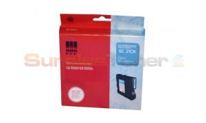 NRG GX7000 PRINT CARTRIDGE CYAN HY (405545)