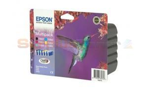 EPSON STYLUS PHOTO R265 INK CTG MULTIPACK CMYK LC LM (C13T080740)