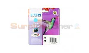 EPSON STYLUS PHOTO R265 INK CARTRIDGE CYAN (C13T08024011)