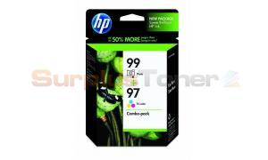 HP NO 97 99 INK COLOR/PHOTO COMBOPACK (C9517FN)