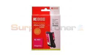 RICOH G500 RC-M11 GEL CARTRIDGE MAGENTA 1.15K (402282)