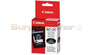 CANON BC-01 INKJET CARTRIDGE BLACK (0879A002)