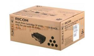 RICOH AFICIO SP-4100NL PRINT CARTRIDGE BLACK (407013)