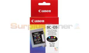CANON BC-05 INKJET CARTRIDGE COLOR (0885A003)