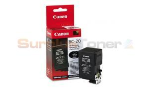 CANON BC-20 INKJET CARTRIDGE BLACK (0895A003)