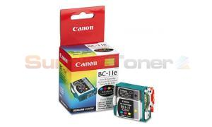 CANON BC-11E INK CARTRIDGE BLACK/COLOR (0907A003)