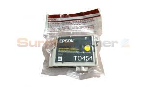 EPSON C64 CX6400 INK CTG YELLOW (NO BOX) (T0454)
