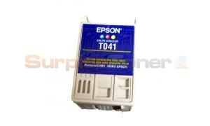 EPSON C62 CX3200 INK CARTRIDGE COLOUR (NO BOX) (T041)