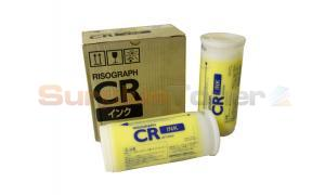 RISO CR INK YELLOW (S-2493)