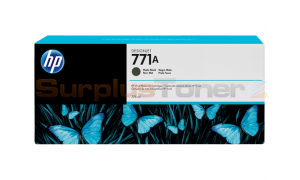 HP NO 771A INK CARTRIDGE MATTE BLACK 775ML (B6Y15A)