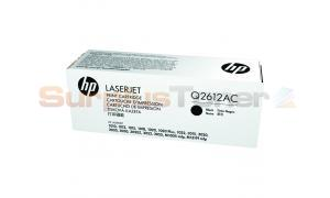 HP LASERJET 1010 1015 CONTRACT TONER BLACK (Q2612AC)