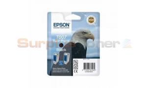 EPSON STYLUS PHOTO 1270 INK CART BLACK (C13T00740220)
