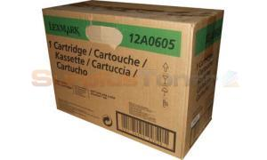 LEXMARK 4019 HIGH YIELD CORP PRINT CARTRIDGE (12A0605)