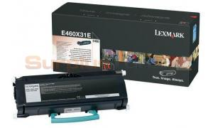 LEXMARK E460 CORPORATE TONER CARTRIDGE XHY (E460X31E)