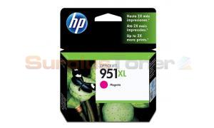 HP OFFICEJET NO 951XL INK CARTRIDGE MAGENTA (CN047AL)