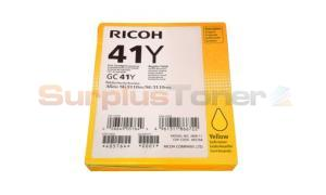 RICOH SG3110DN PRINT CARTRIDGE YELLOW (405764)