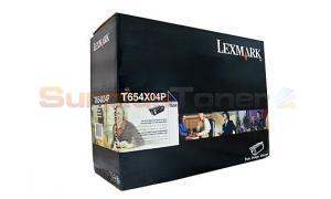 LEXMARK T654 TONER CARTRIDGE FOR LABEL APPS RP XHY (T654X04P)