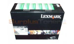 LEXMARK X651 X658 PRINT CTG RETURN PROGRAM GOV (X651A41G)