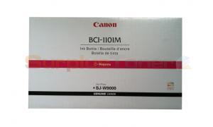 CANON BJ-W9000 BCI-1101M INK TANK MAGENTA 650ML (4456A001)