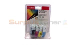 CANON BJI-201 MULTI-PACK 4 COLORS (F47-0941-CL1)
