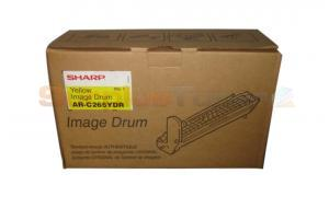 SHARP AR-C265 IMAGE DRUM YELLOW (AR-C265YDR)