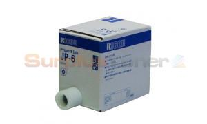 RICOH PRIPORT INK JP-6 JP1010/1050/1210/1250 BLUE (613545)