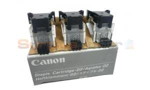 CANON TYPE D2 STAPLES (0250A001)
