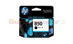 HP 850 INK CARTRIDGE BLACK (C9362ZZ)