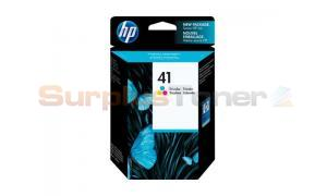 HP DESKJET 820 INKJET CARTRIDGE TRI-COLOR (51641AL)