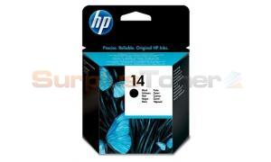 HP NO 14 INK BLACK  (C5011A)