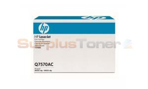 HP NO 70A CONTRACT PRINT CARTRIDGE BLACK (Q7570AC)