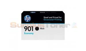 HP NO 901 ECONOMY INK CARTRIDGE BLACK (B3B09AN)