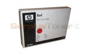 HP TIJ 2.5 NON-FLUORESCENT PRINT CTG RED 42ML (C6128A)