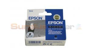 EPSON STYLUS PHOTO 790 1290 LOW YIELD INKJET BLACK (T010401)