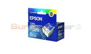EPSON STYLUS COLOR 880 880I INK CARTRIDGE (T020051)