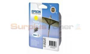 EPSON C64 CX6400 INK CARTRIDGE YELLOW (C13T04544020)