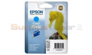 EPSON PHOTO R300 INK CARTRIDGE CYAN (C13T04824020)