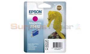 EPSON PHOTO R300 RX500 RX600 RX620 INK MAGENTA (C13T04834020)