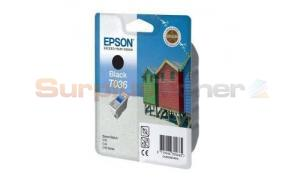 EPSON STYLUS C 42 INK CARTRIDGE BLACK (C13T03614020)