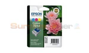 EPSON STYLUS C40UX INK CARTRIDGE COLOR (C13T01440120)