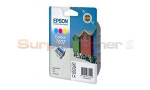 EPSON STYLUS C42 INK CARTRIDGE COLOUR (C13T03704020)