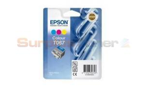 EPSON STYLUS C48 INK CARTRIDGE COLOR (C13T06704020)