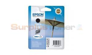 EPSON STYLUS C64 INK CARTRIDGE BLACK (C13T04414020)