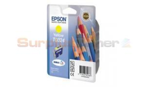 EPSON STYLUS C80 INK CARTRIDGE YELLOW (C13T03244020)