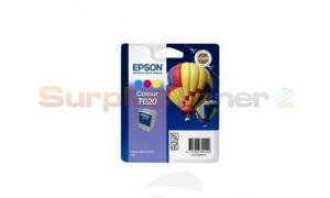 EPSON STYLUS COLOR 880 INK COLOR (C13T02040120)