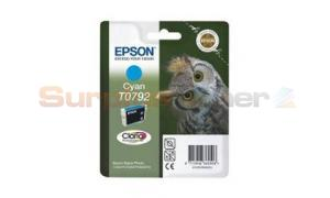 EPSON STYLUS PHOTO 1400 INK CARTRIDGE CYAN (C13T07924020)