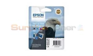 EPSON STYLUS PHOTO 790 INK CTG CMYK LC LM MULTIPACK (C13T00740320)